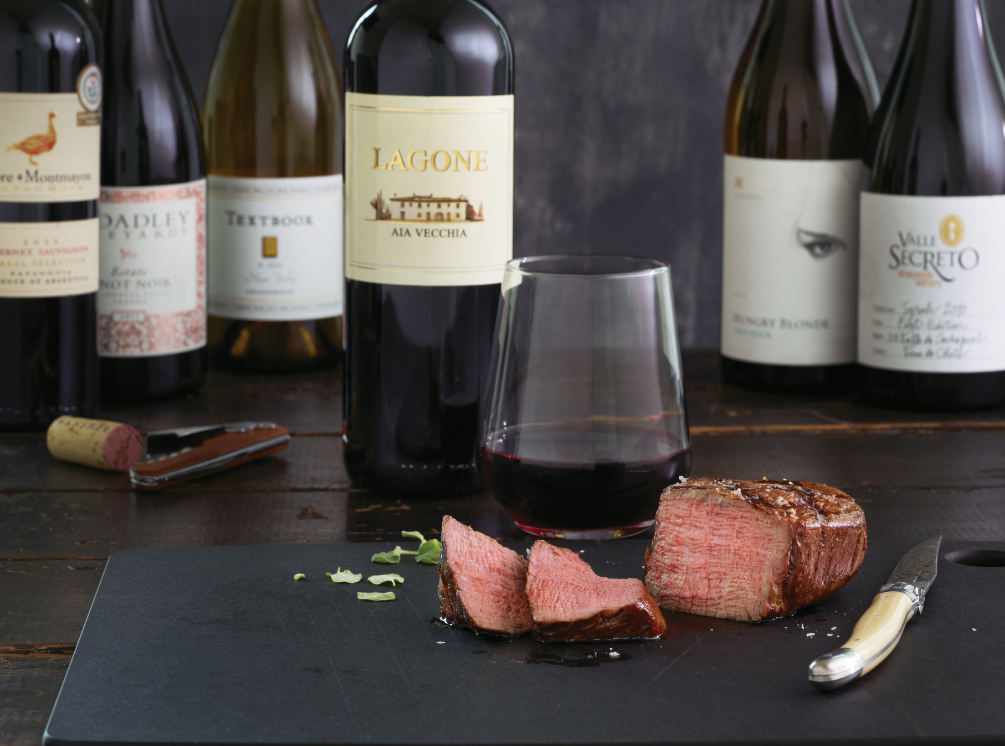 Steak and Wine Tasting Tips