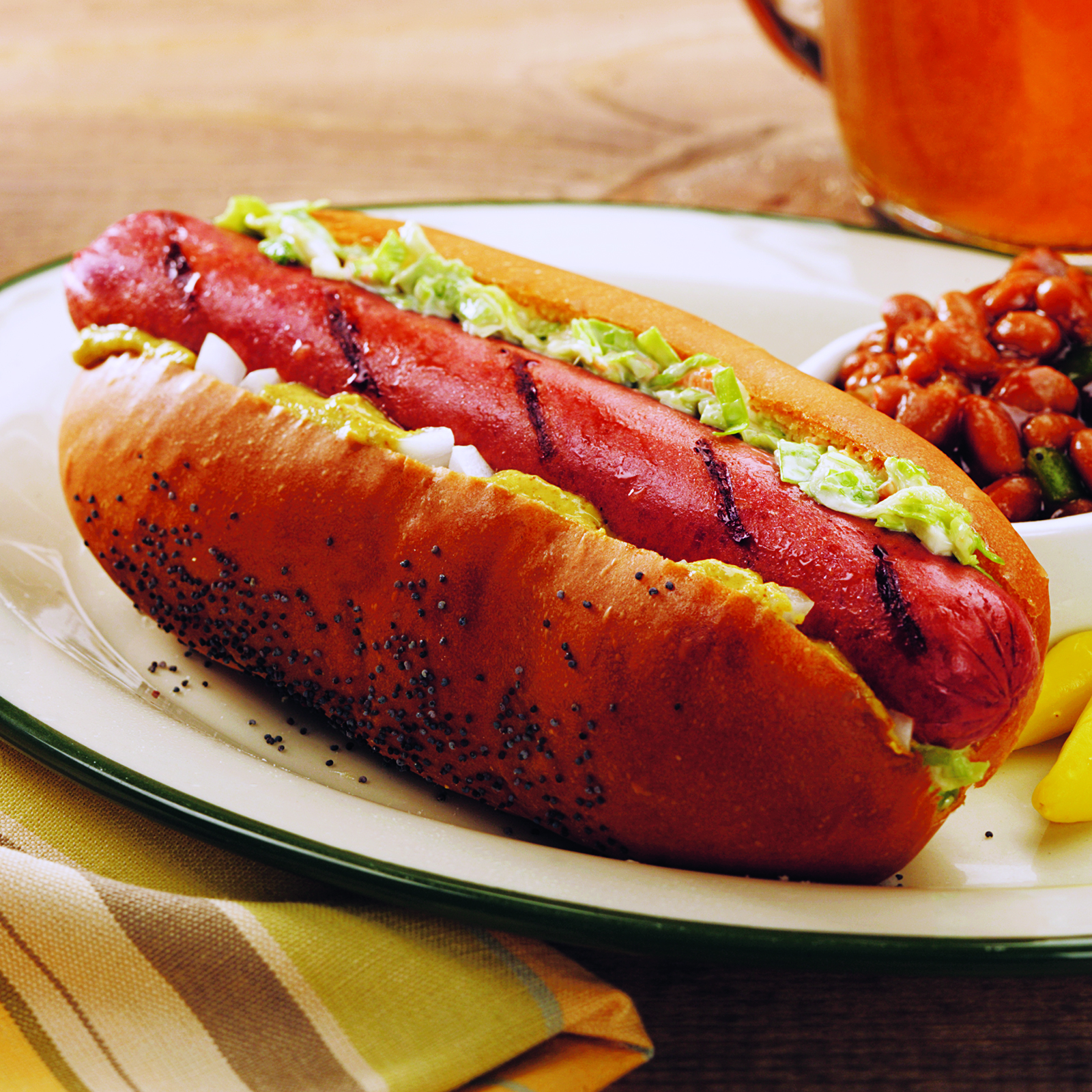 9 Hot Dog Recipes That Bring the Ballpark to Your Home