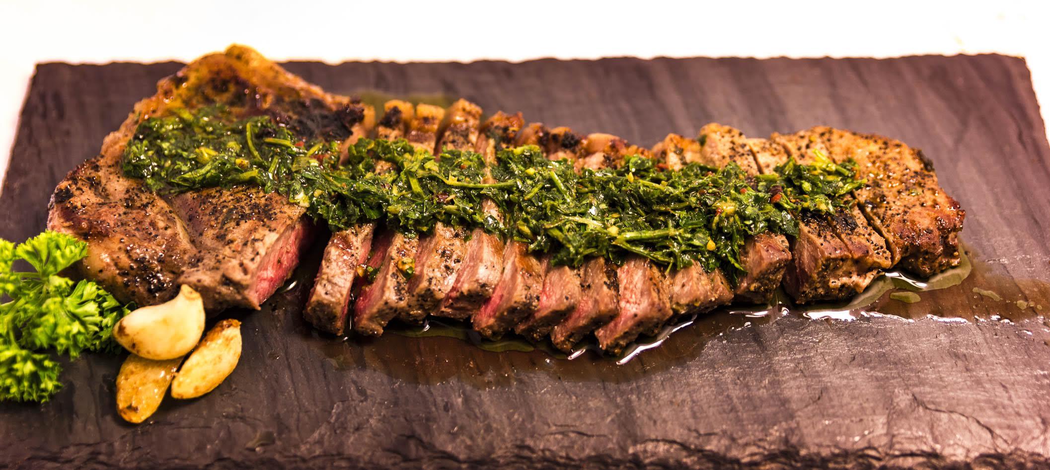 Roasterie Rubbed Strip Steak