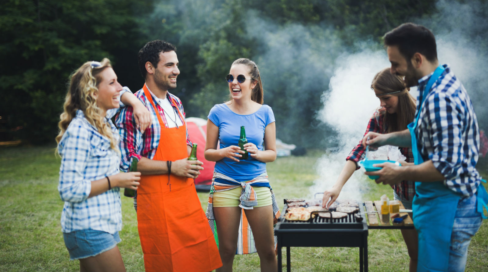 The Campsite Grilling Survival Guide