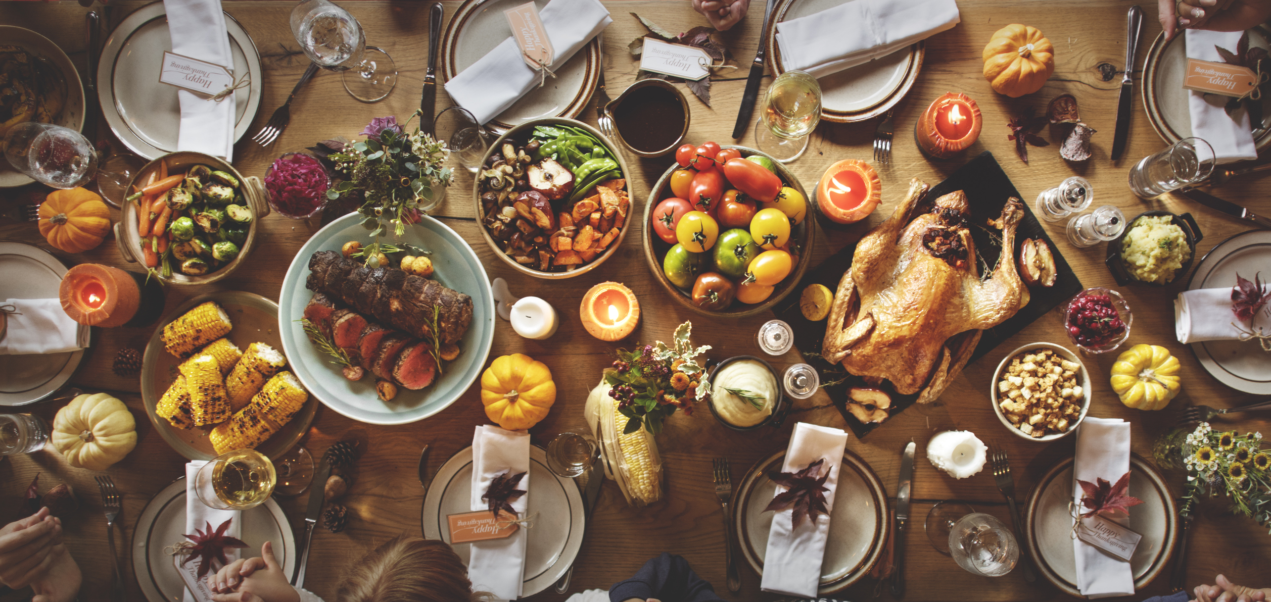 5 Phenomenal Tips for Your Friendsgiving Festivities