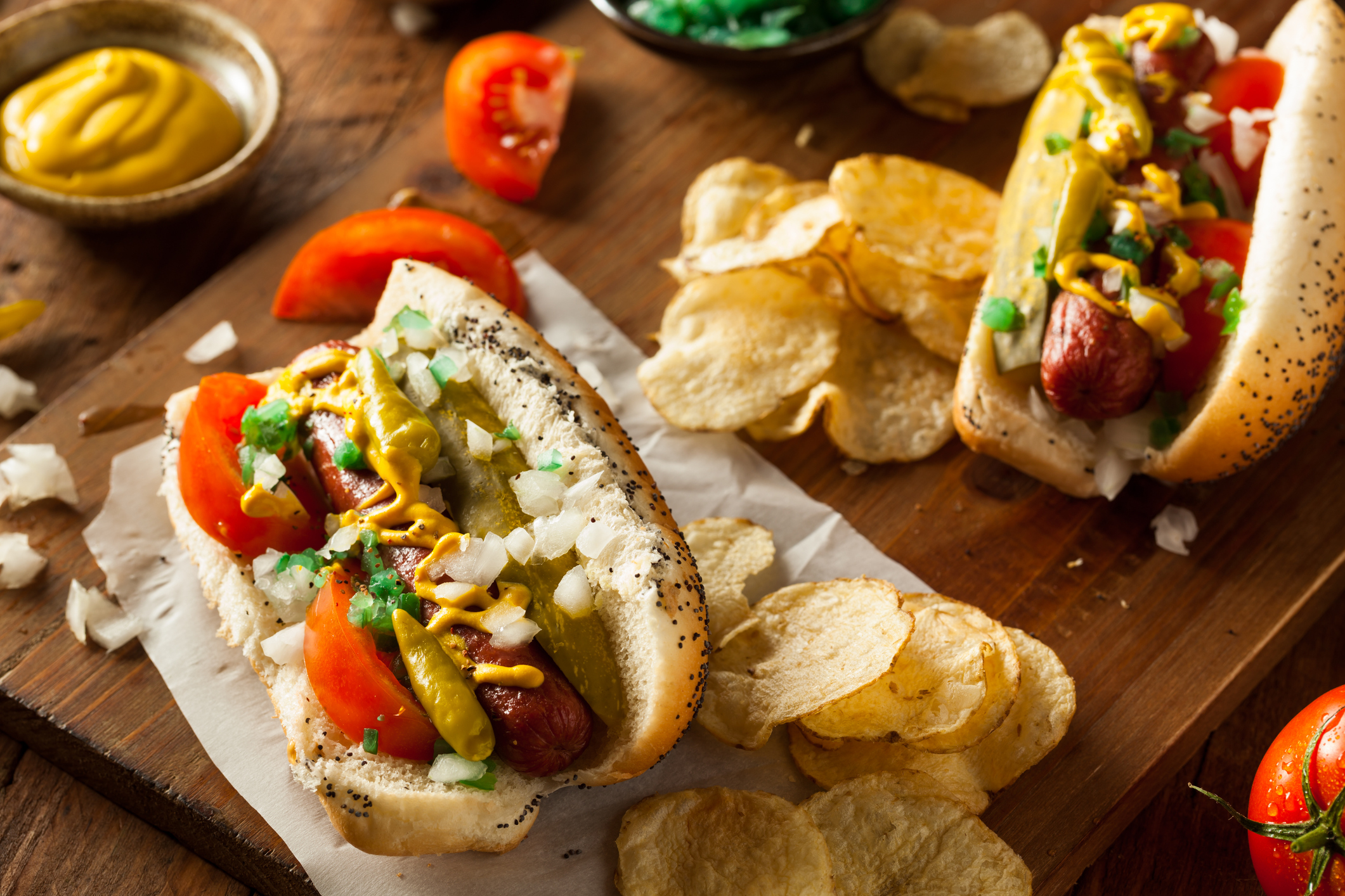 Recipe Road Trip – Hot Dog Recipes Across the United States