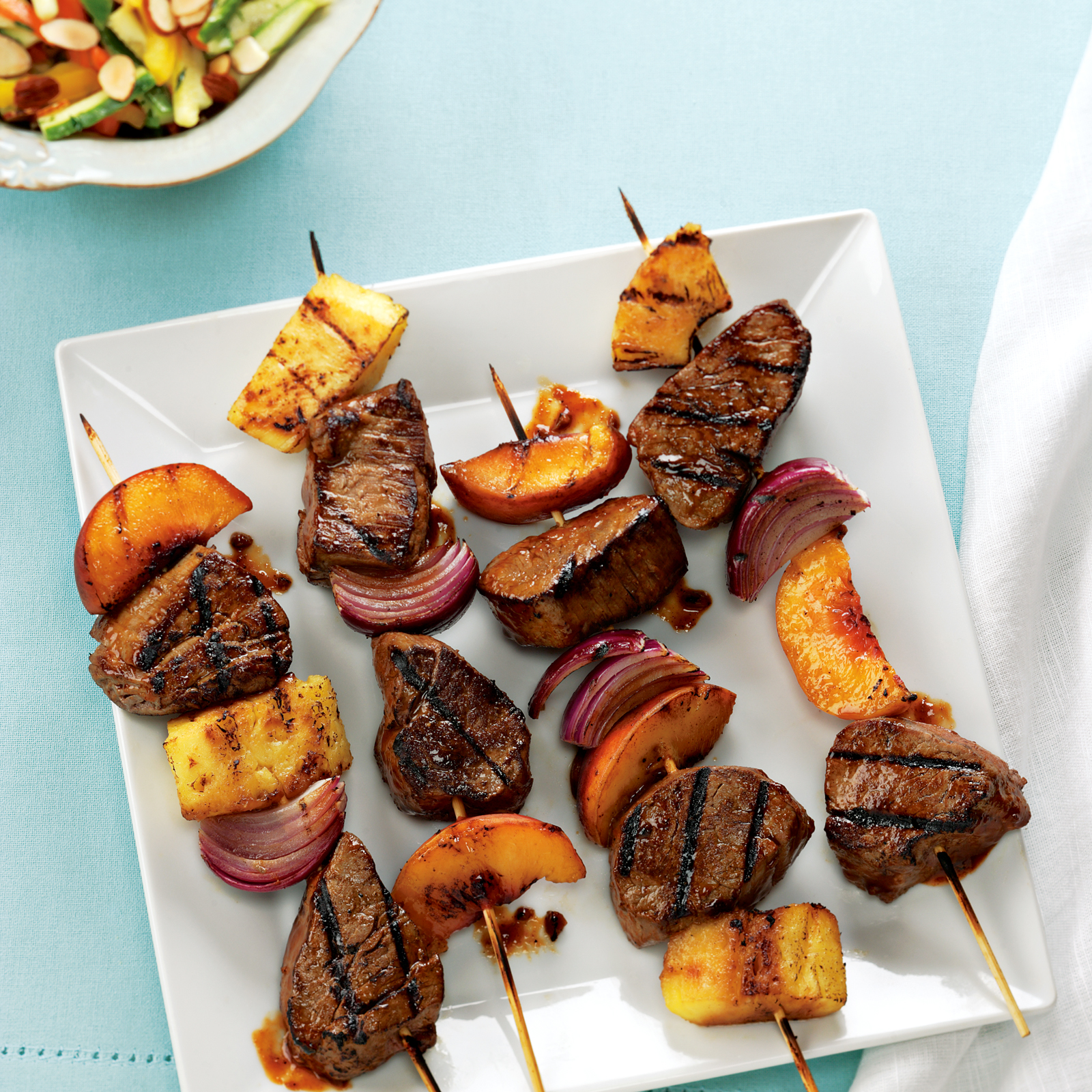 3 Steak Kabob Recipes to Try This Weekend