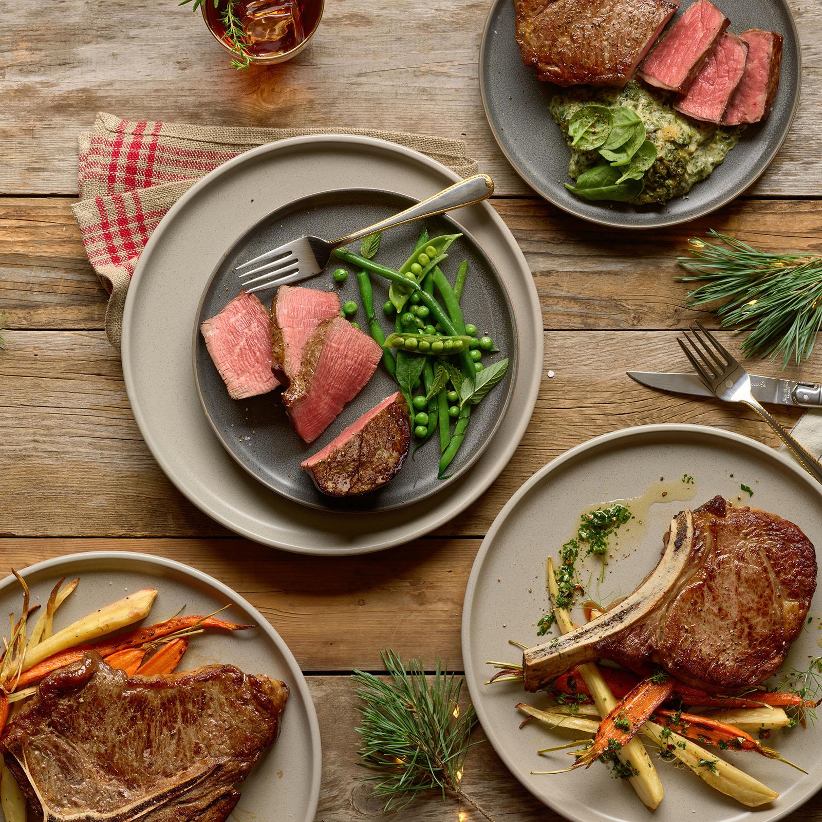 Steak Worth Sharing